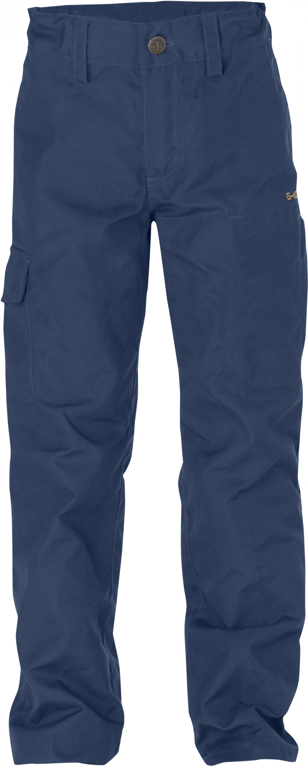 FjallRaven Kids Ovik Trousers Blueberry-30