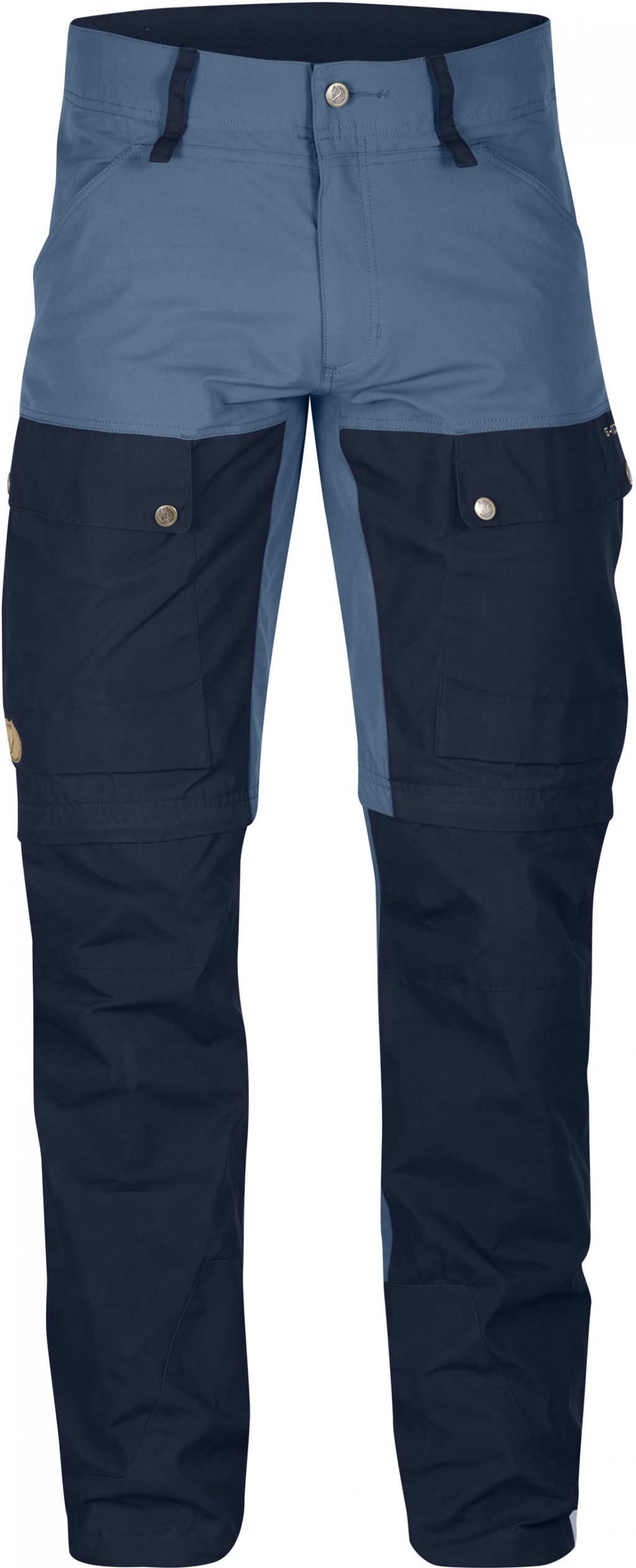 FjallRaven Keb Gaiter Trousers Long Dark Navy-30