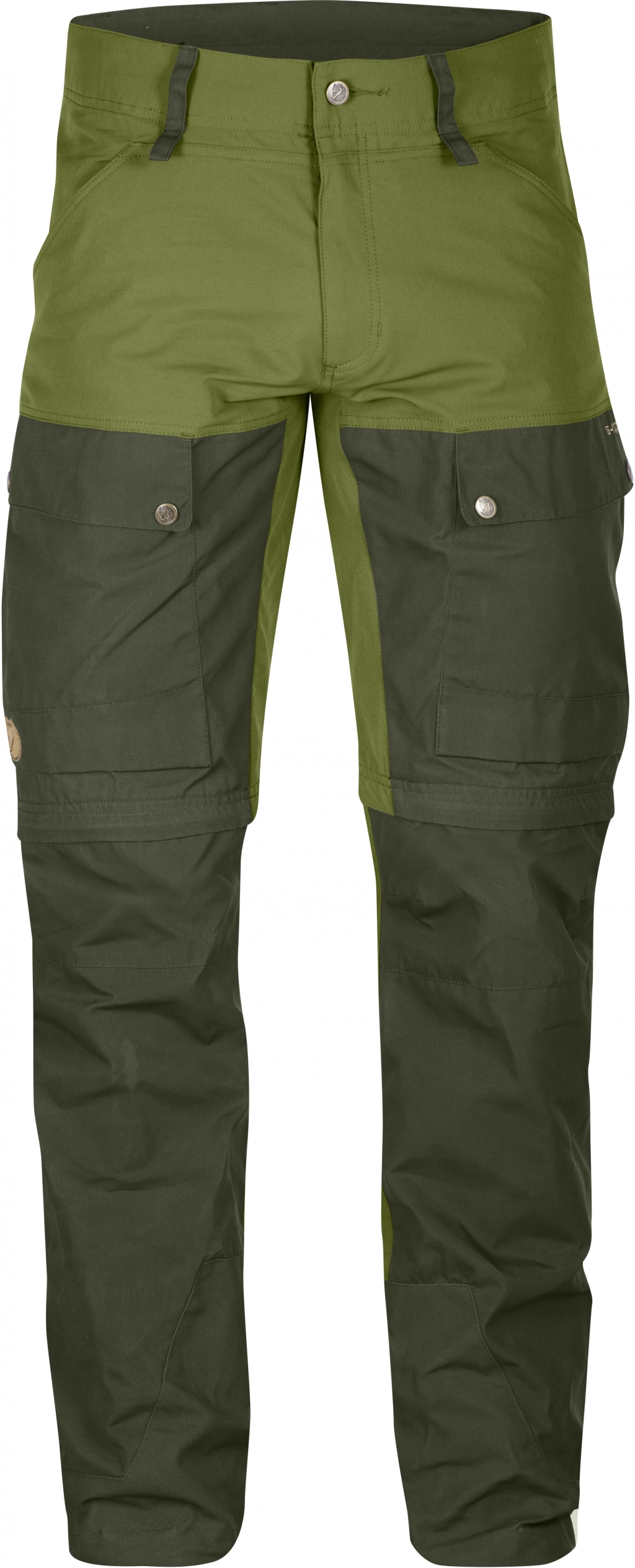 FjallRaven Keb Gaiter Trousers Long Avocado-30