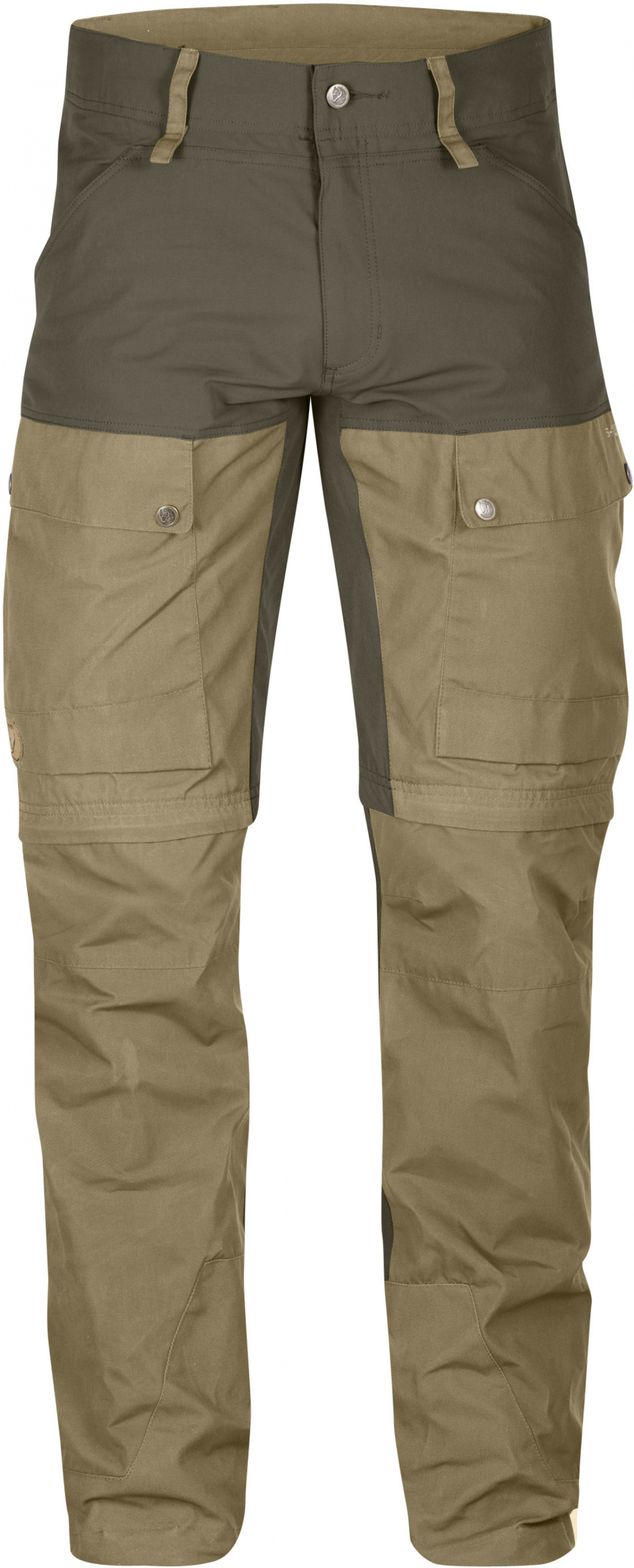 FjallRaven Keb Gaiter Trousers Regular Sand-30