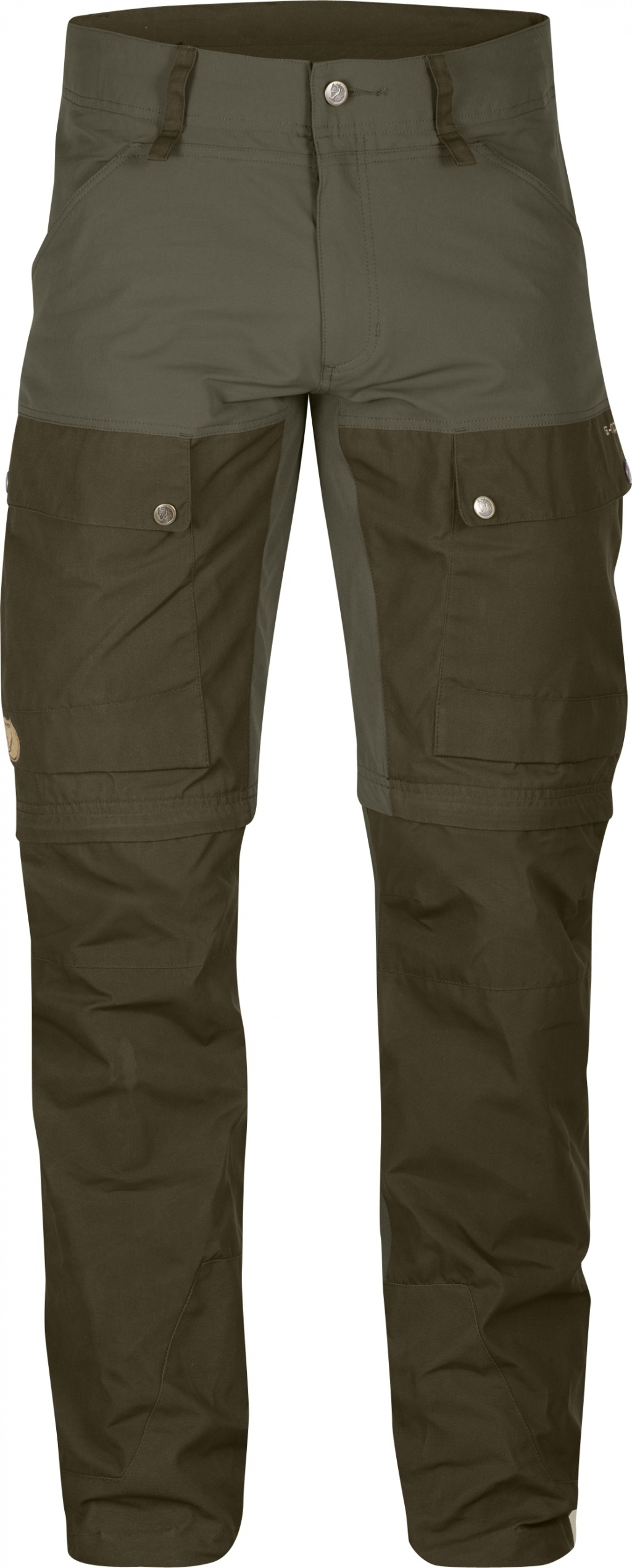 FjallRaven Keb Gaiter Trousers Regular Tarmac-30