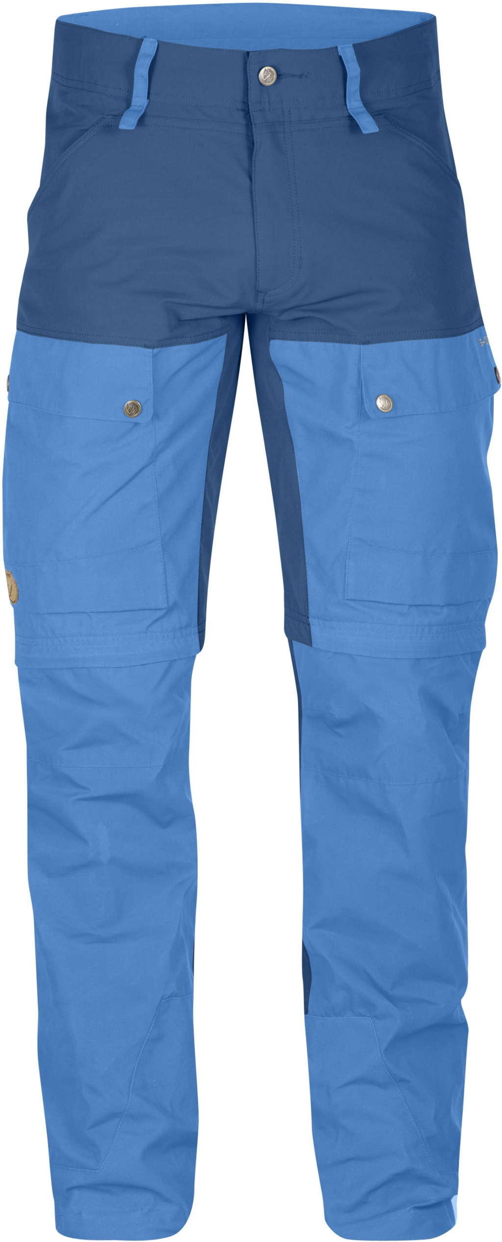 FjallRaven Keb Gaiter Trousers Regular UN Blue-30