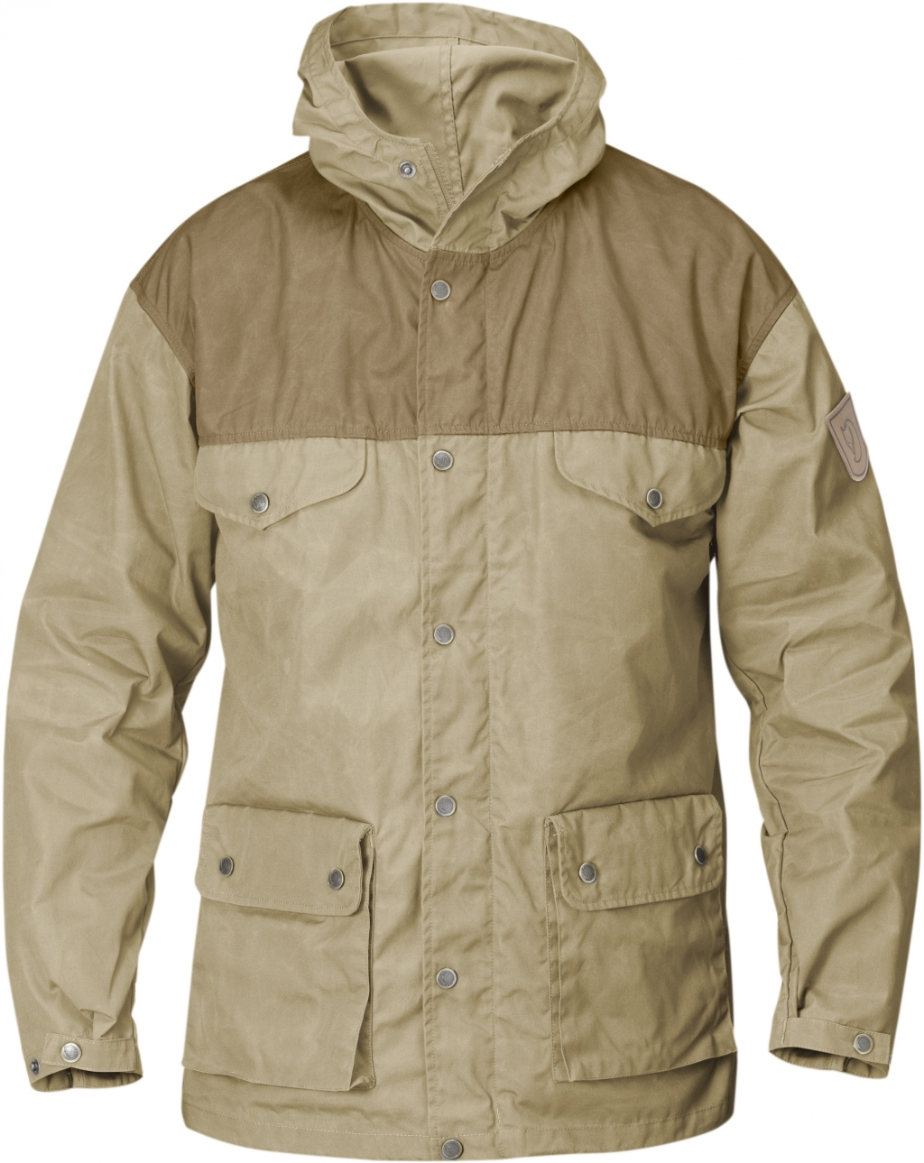 FjallRaven Greenland Jacket Cork Sand-30