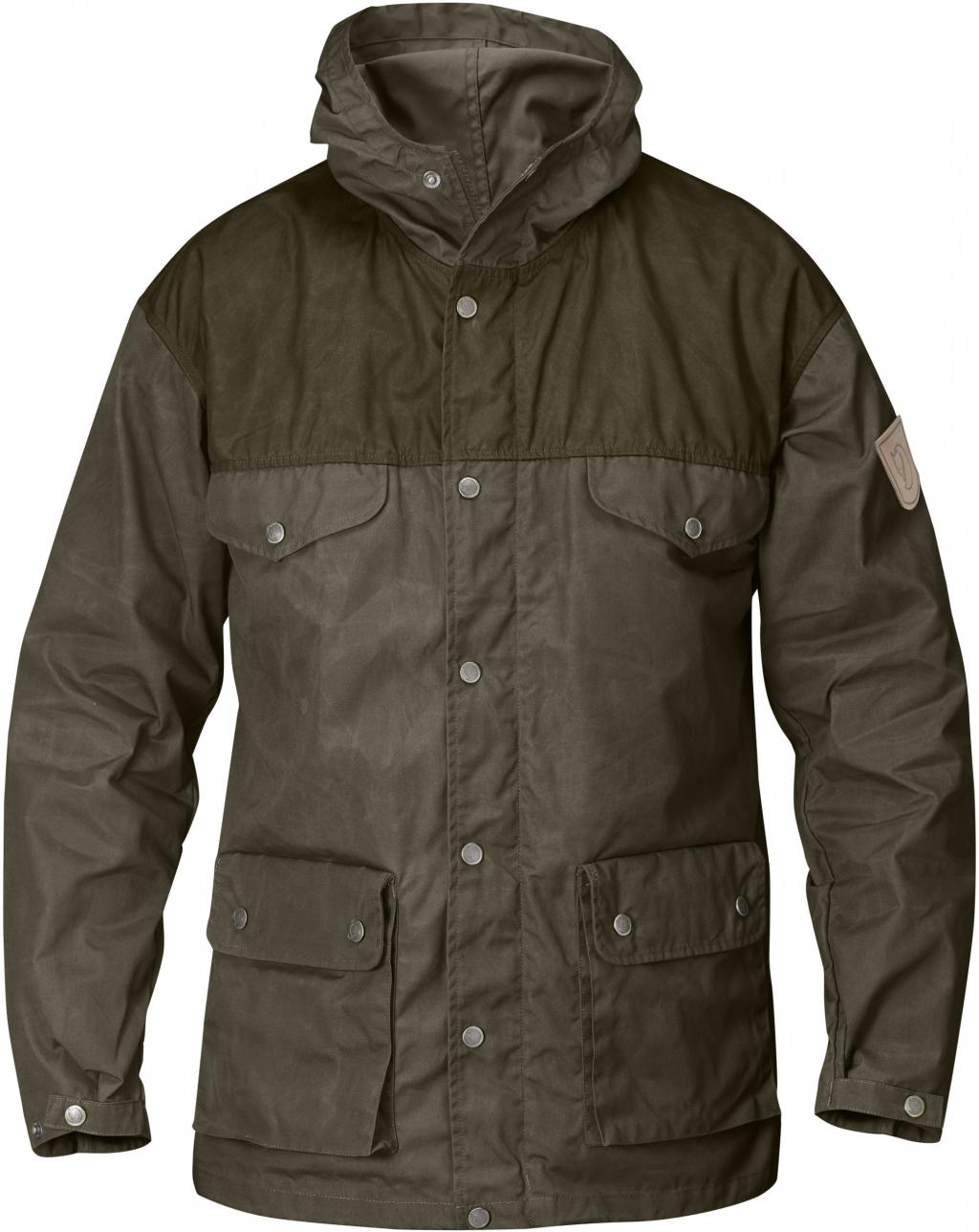 FjallRaven Greenland Jacket Tarmac-30
