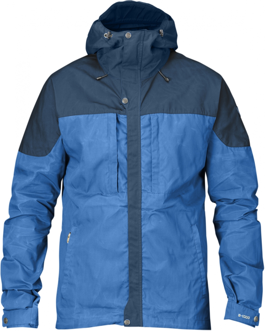 FjallRaven Skogso Jacket UN Blue-30