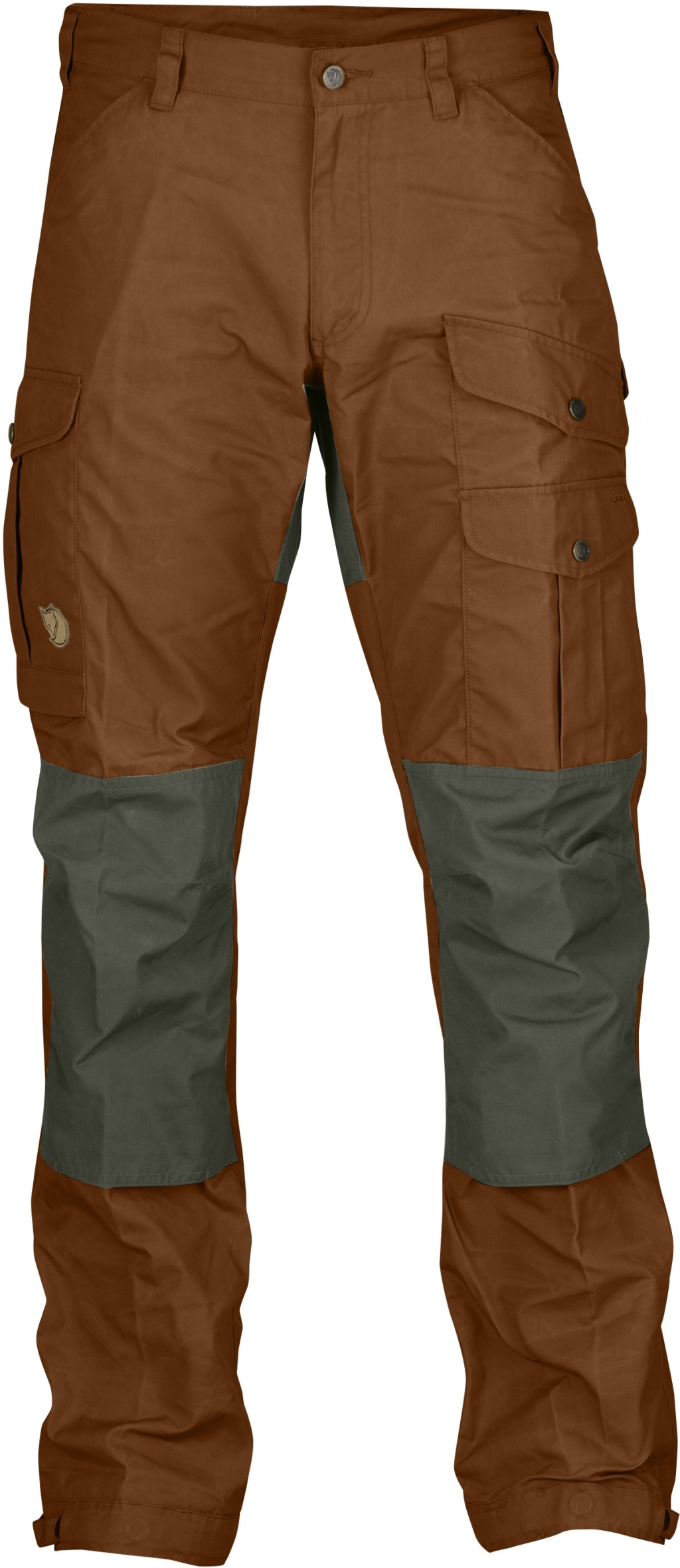 FjallRaven Vidda Pro Trousers Long Rust-30