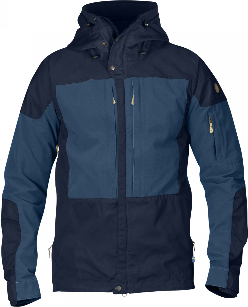 FjallRaven Keb Jacket Dark Navy-30