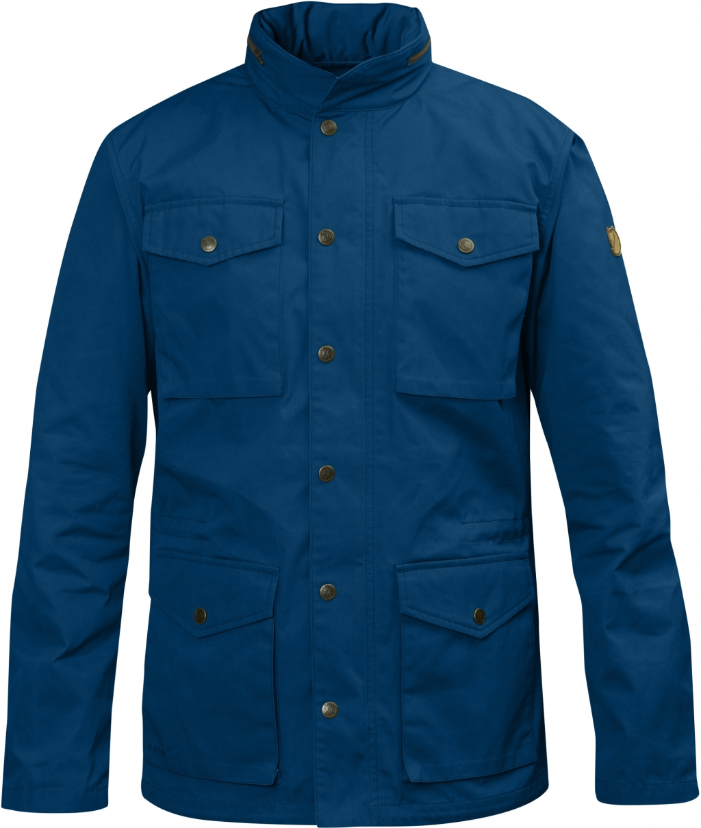 FjallRaven Raven Jacket Lake Blue-30