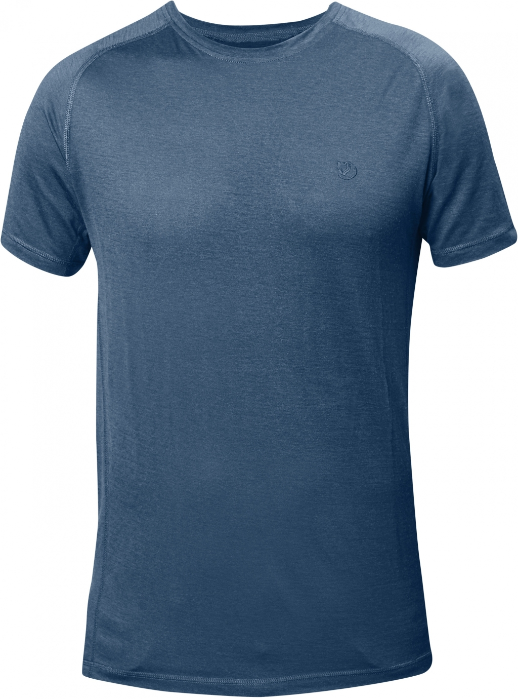 FjallRaven Abisko Trail T-shirt Uncle Blue-30
