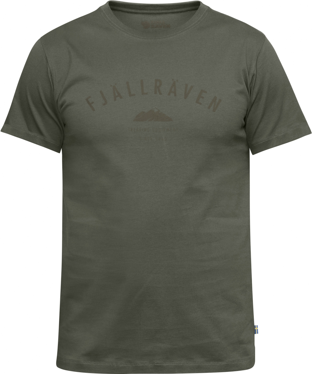 FjallRaven Trekking Equipment T-shirt Mountain Grey-30