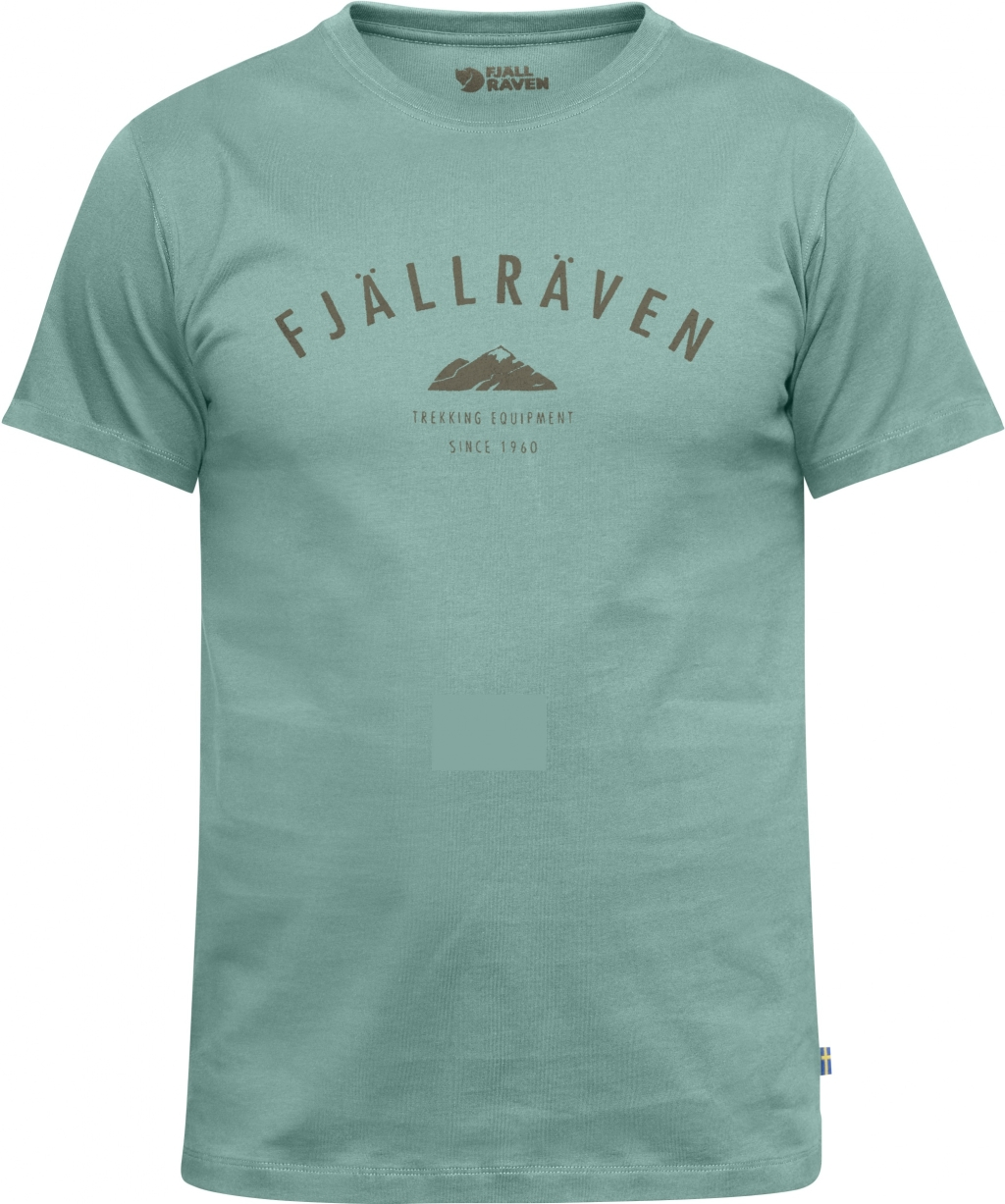 FjallRaven Trekking Equipment T-shirt Creek Blue-30