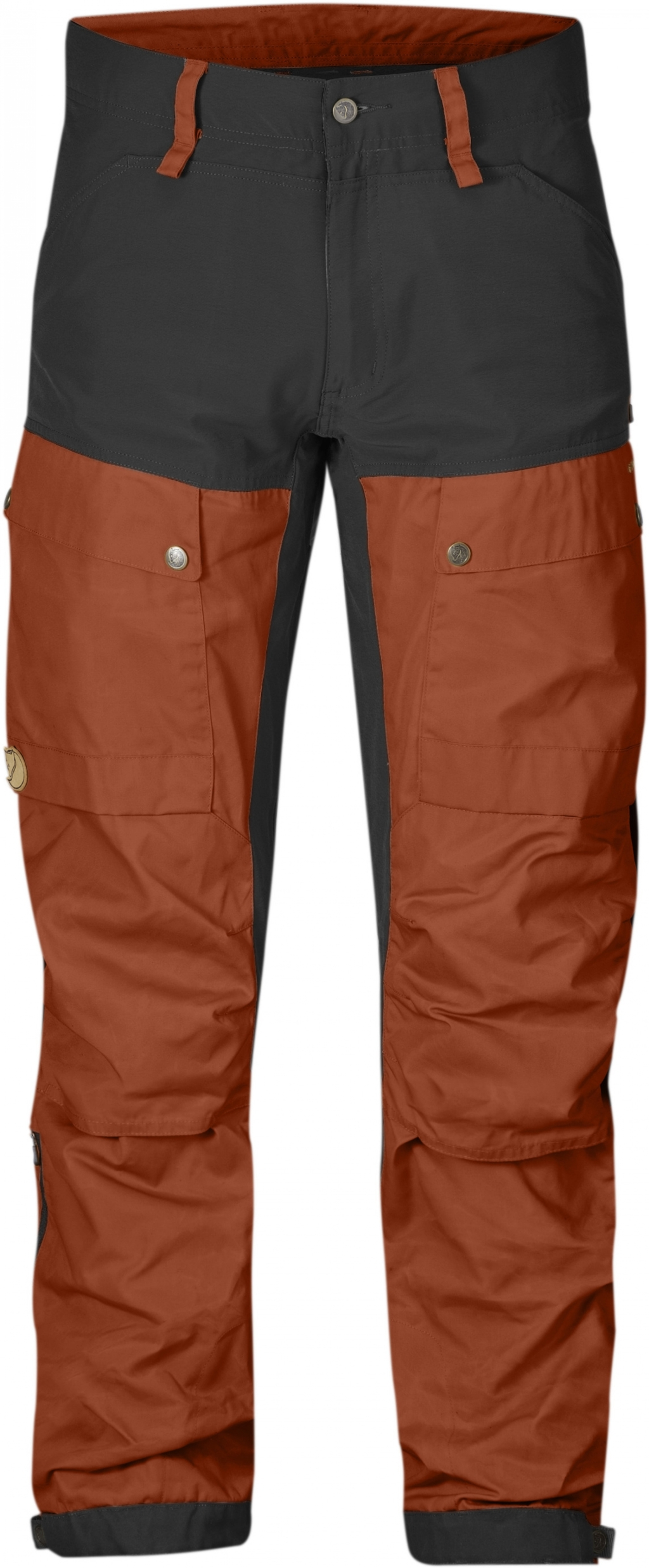 FjallRaven Keb Trousers Regular Autumn Leaf-30