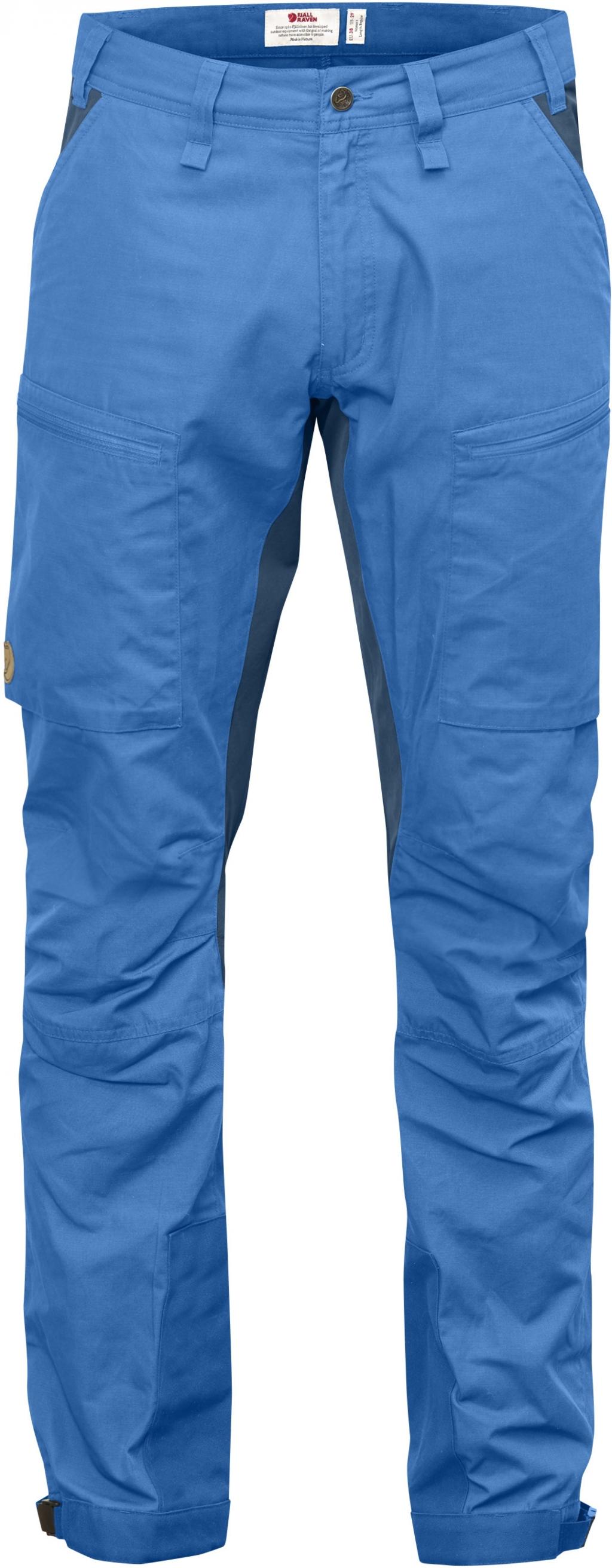 FjallRaven Abisko Lite Trekking Trousers UN Blue-30