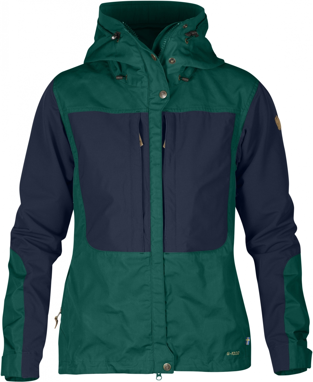 FjallRaven Keb Jacket W. Copper Green-30