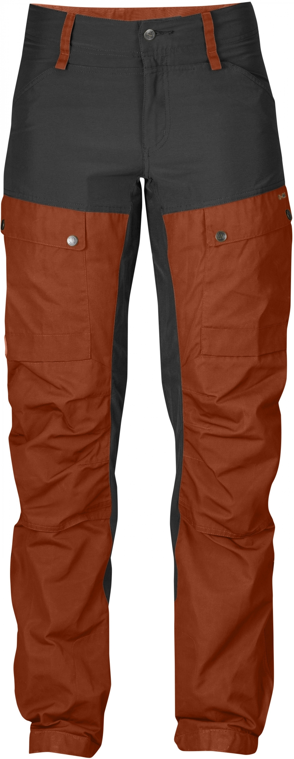 FjallRaven Keb Trousers W Regular Autumn Leaf-30