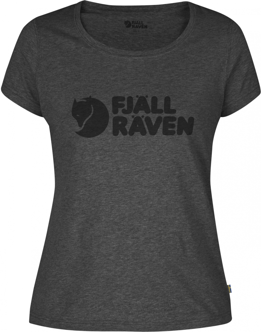FjallRaven Logo T-Shirt W. Dark Grey-30