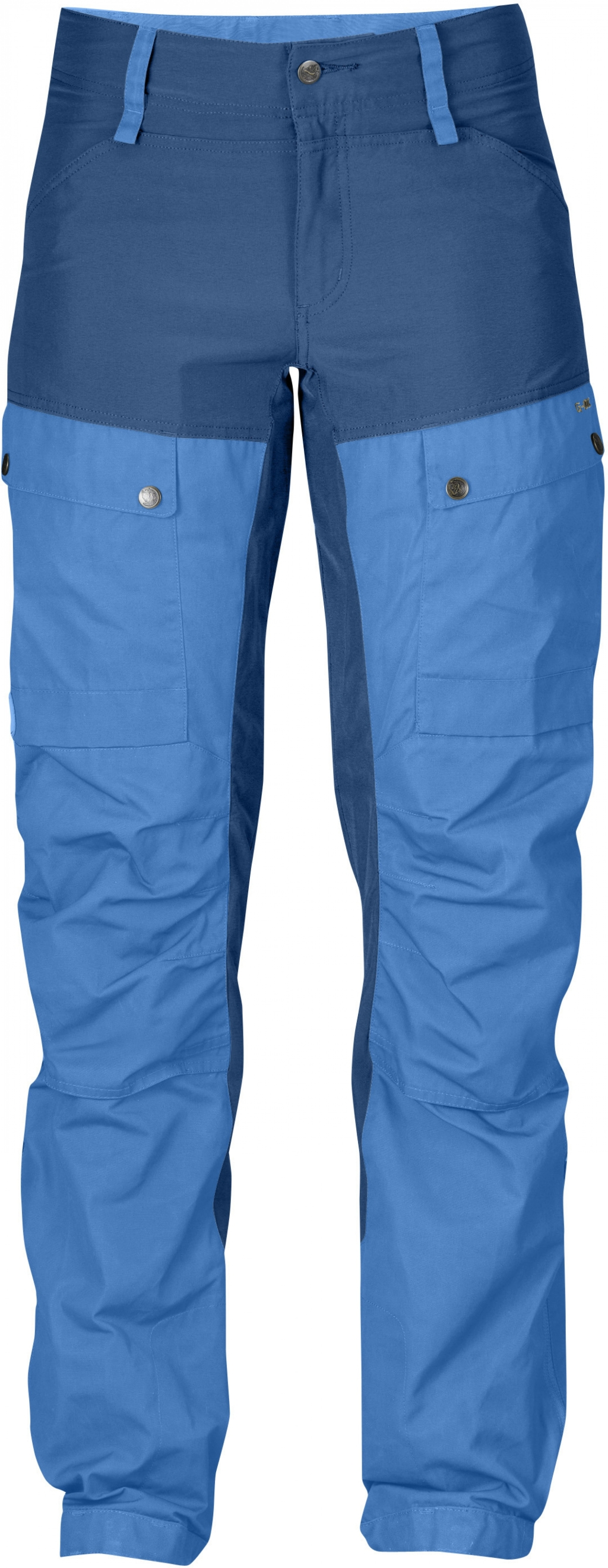 FjallRaven Keb Trousers W Curved UN Blue-30