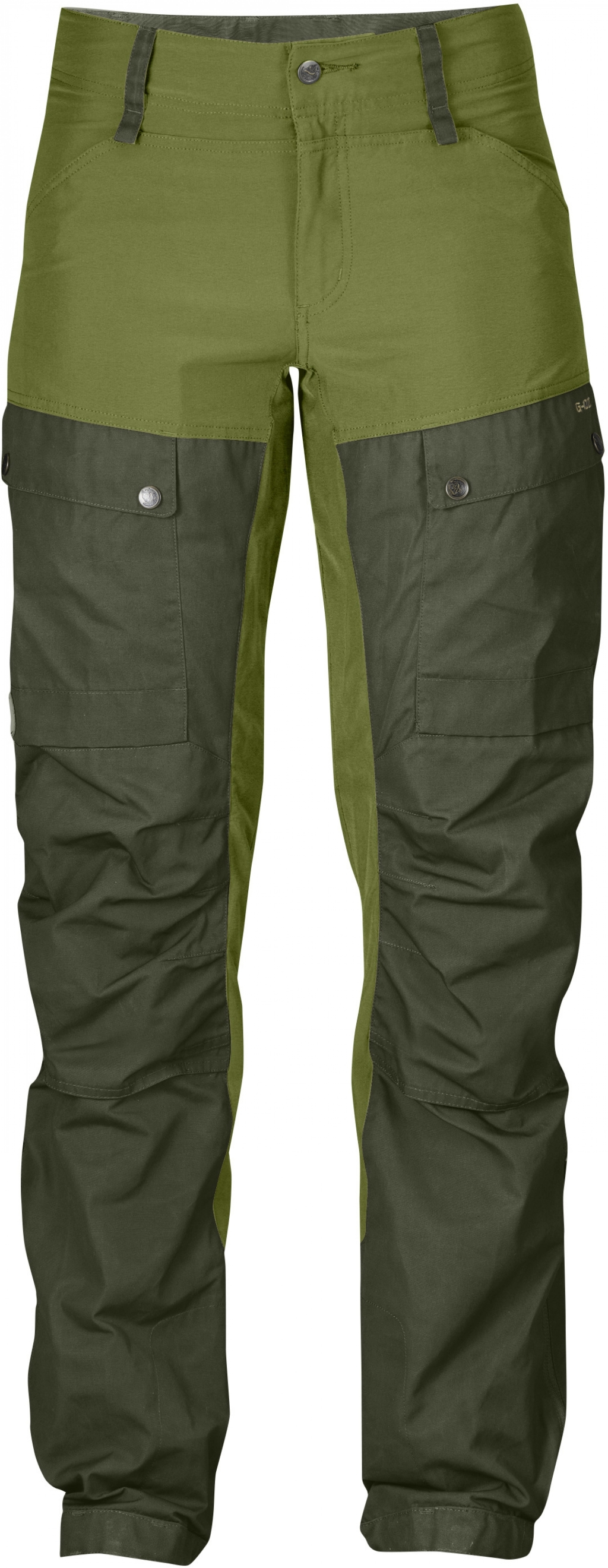 FjallRaven Keb Trousers W Curved Avocado-30
