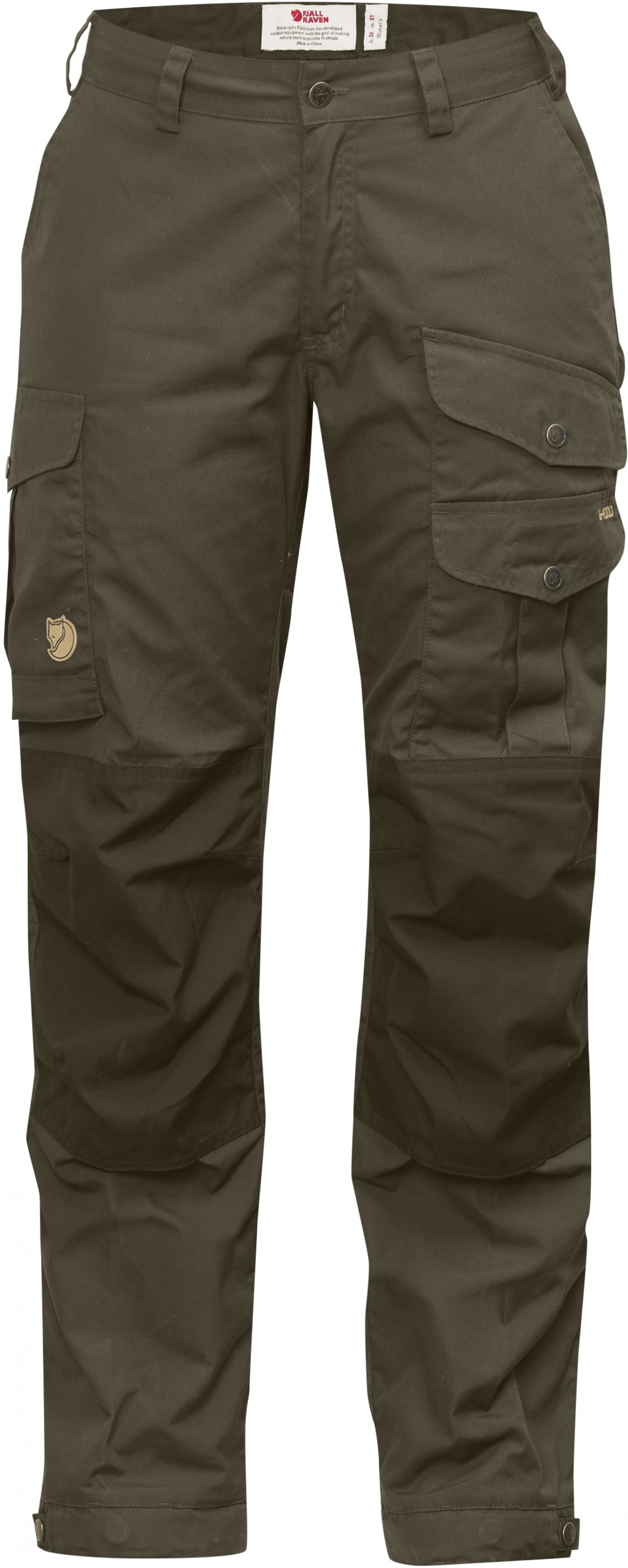 FjallRaven Vidda Pro Trousers Curved W Tarmac-30