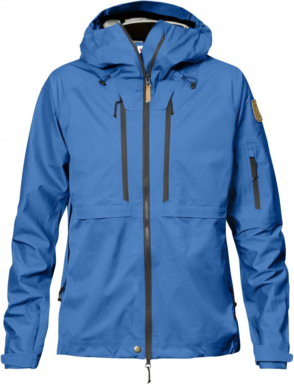 FjallRaven Keb Eco-Shell Jacket W UN Blue-30
