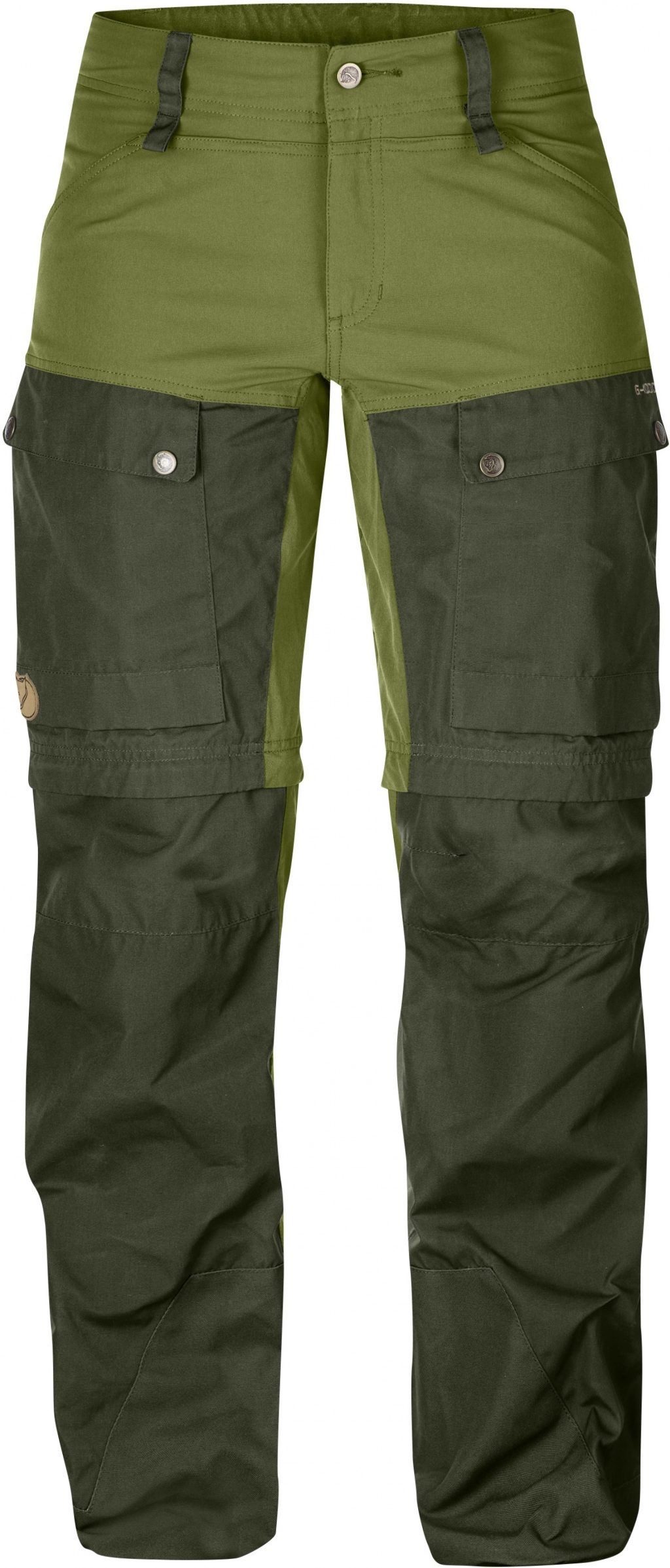 FjallRaven Keb Gaiter Trousers W. Avocado-30