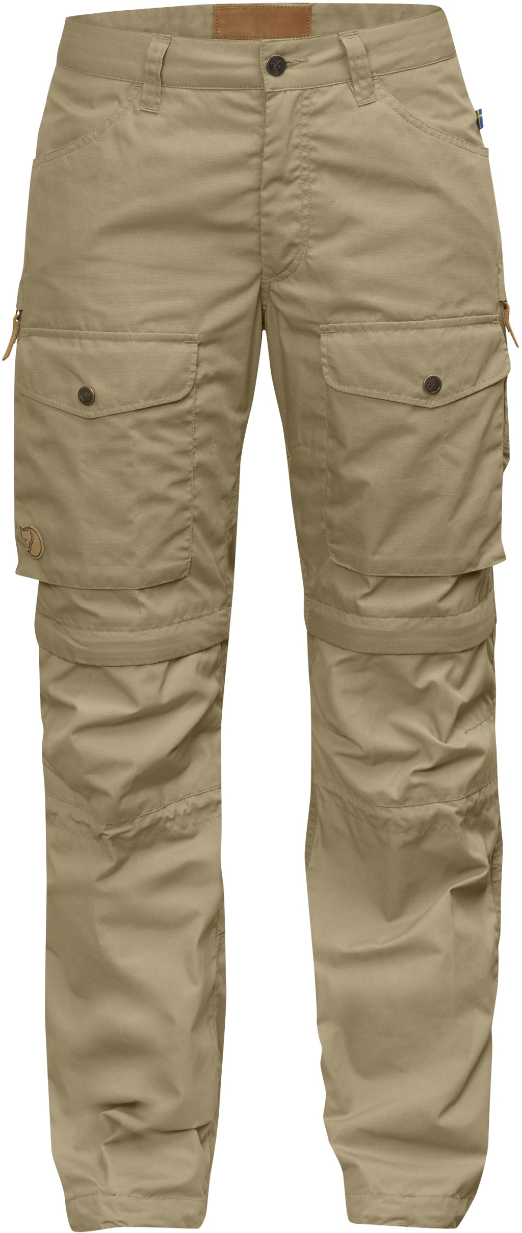 FjallRaven Gaiter Trousers No. 2 W Sand-30