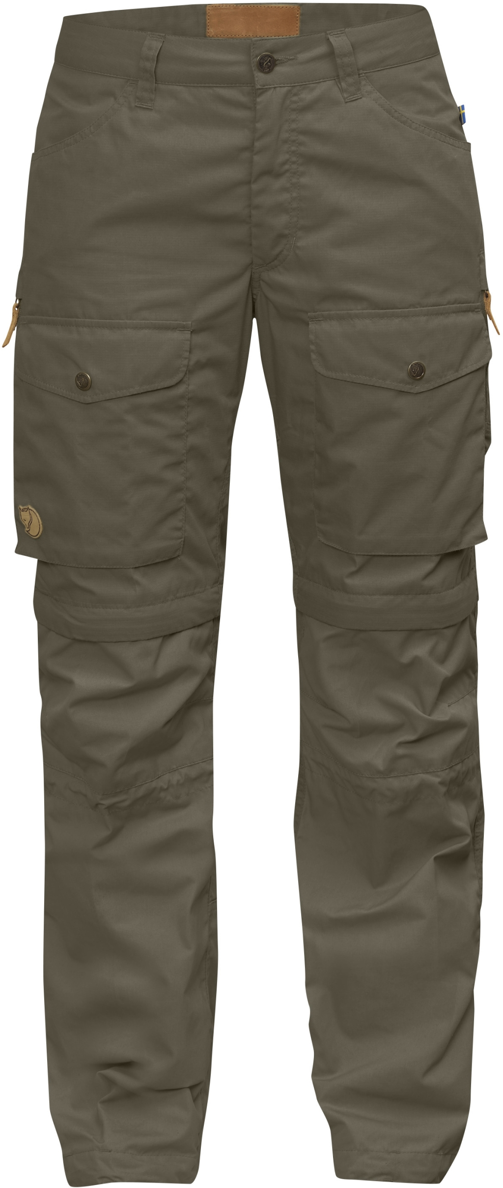 FjallRaven Gaiter Trousers No. 2 W Tarmac-30