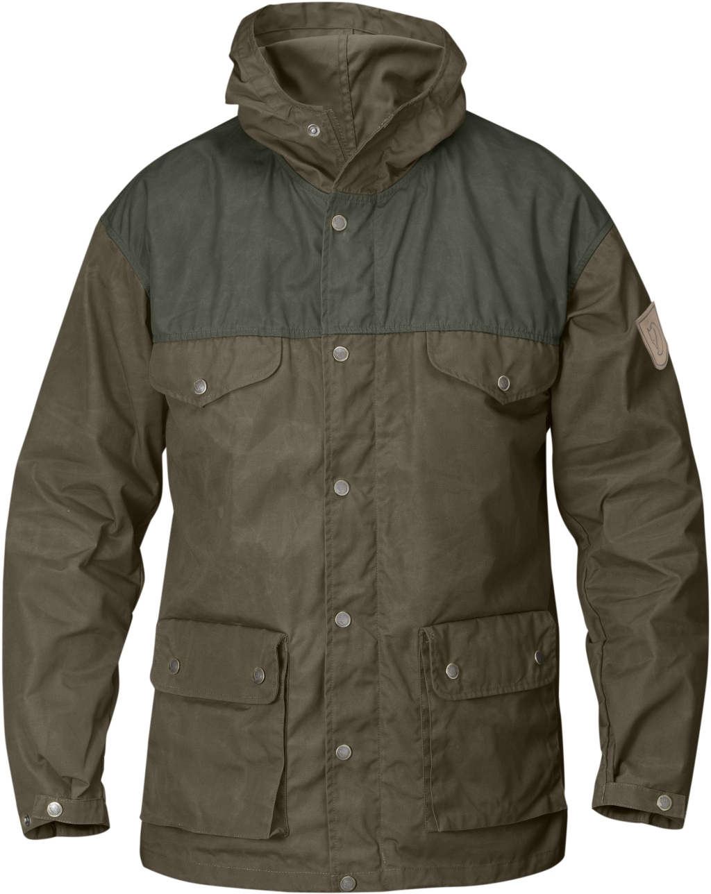 FjallRaven Greenland Jacket Dark Olive-30