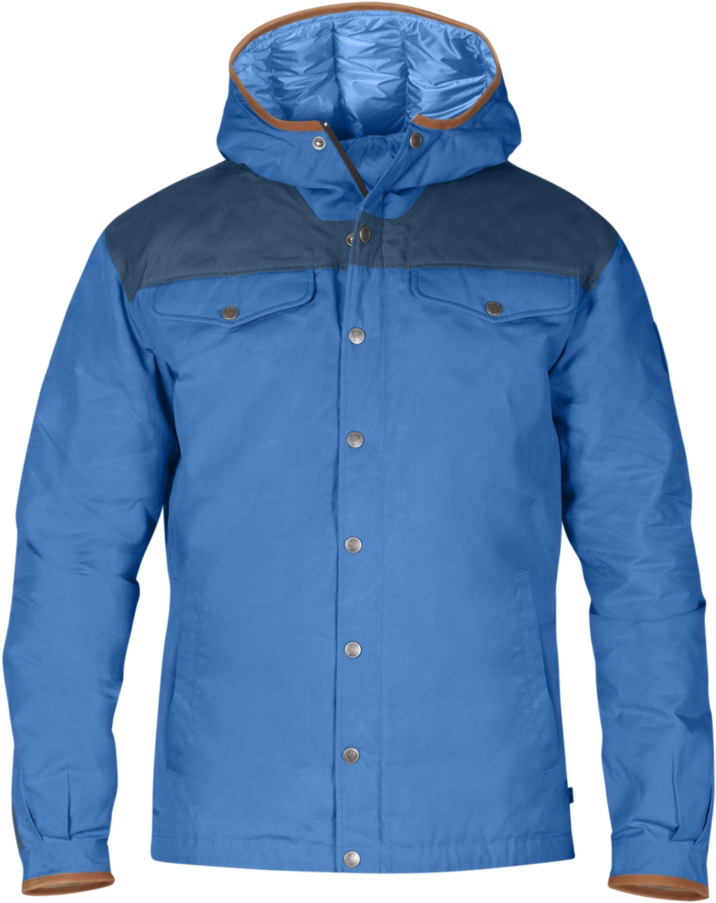 FjallRaven Greenland No.1 Down Jacket UN Blue-Uncle Blue-30