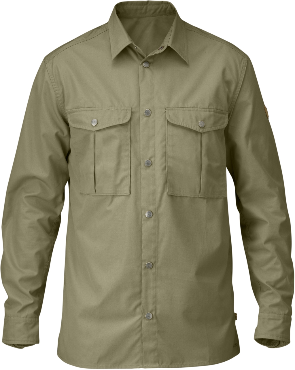 FjallRaven Greenland Shirt Light Khaki-30