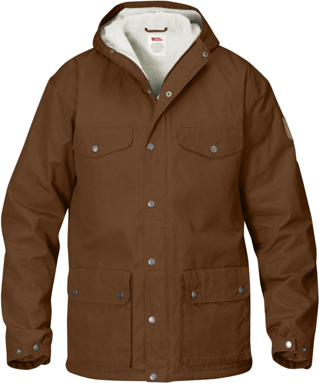 FjallRaven Greenland Winter Jacket Chestnut-30