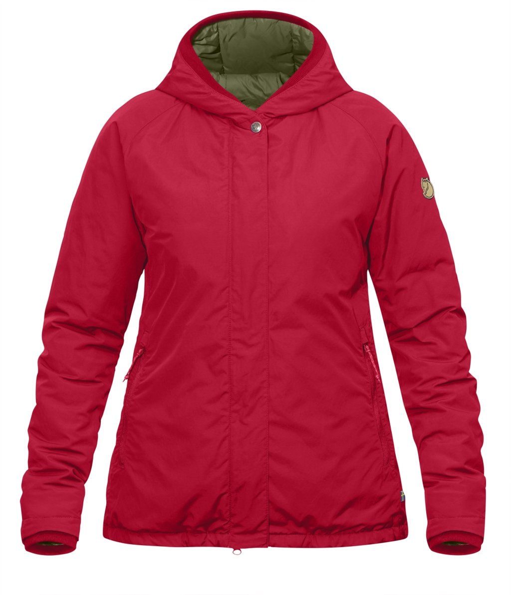 FjallRaven High Coast Padded Jacket W Coral-30