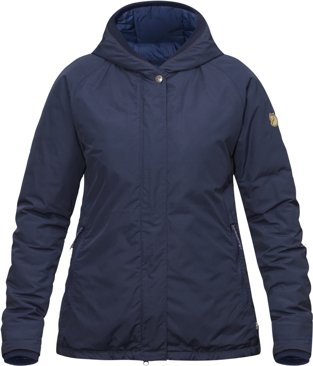FjallRaven High Coast Padded Jacket W Navy-30