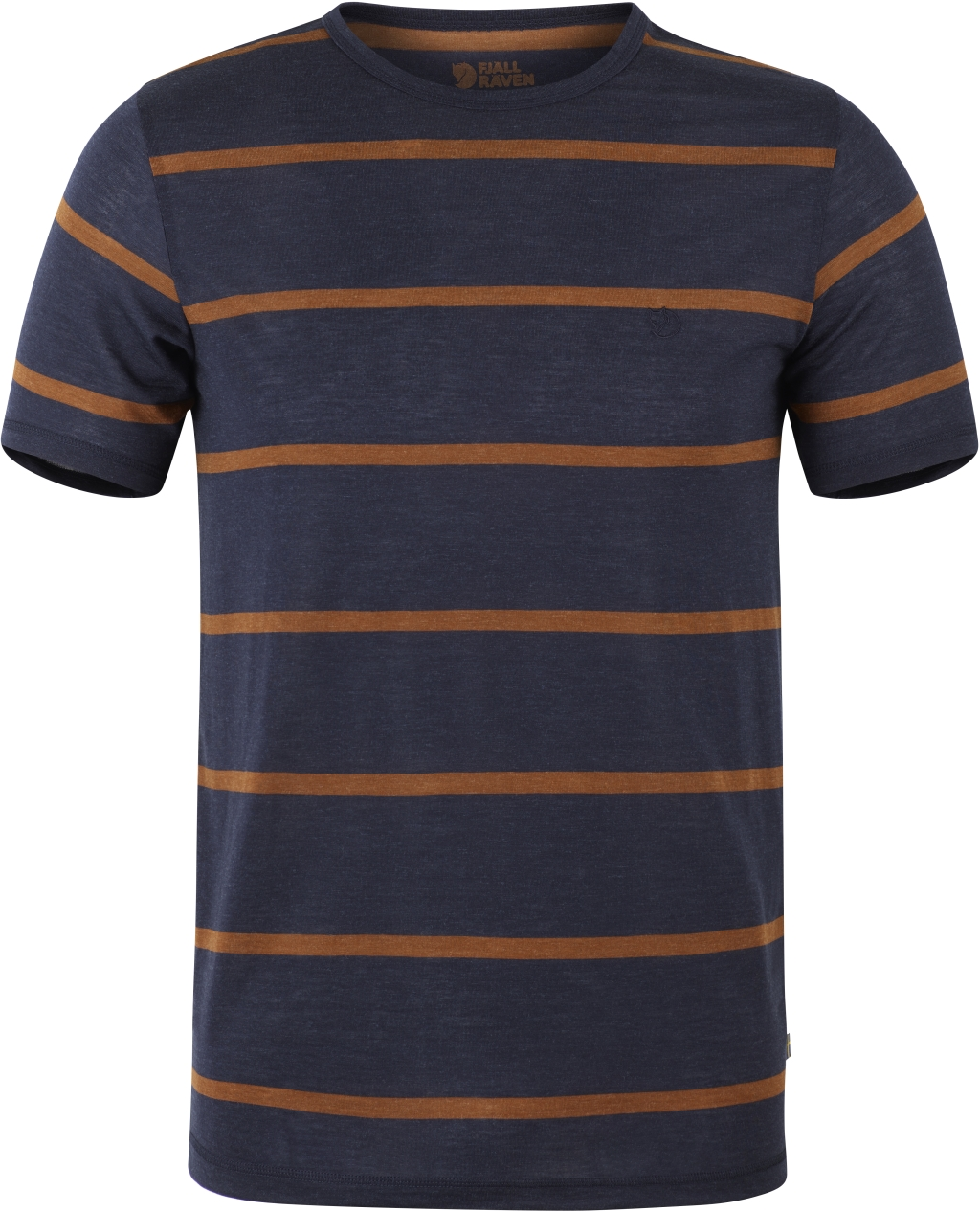 FjallRaven High Coast Stripe T-Shirt W Navy-30