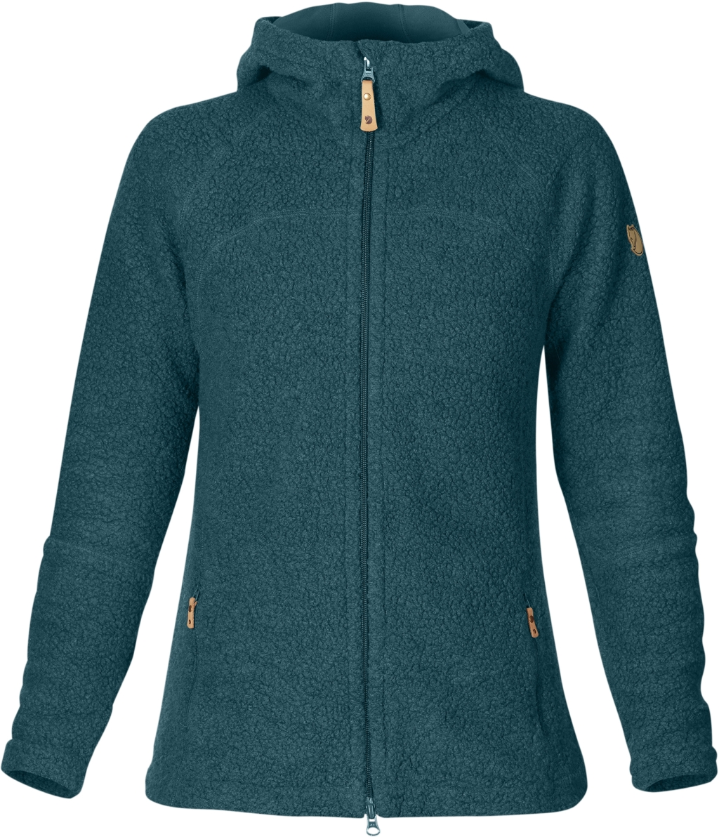 FjallRaven Kaitum Fleece Glacier Green-30