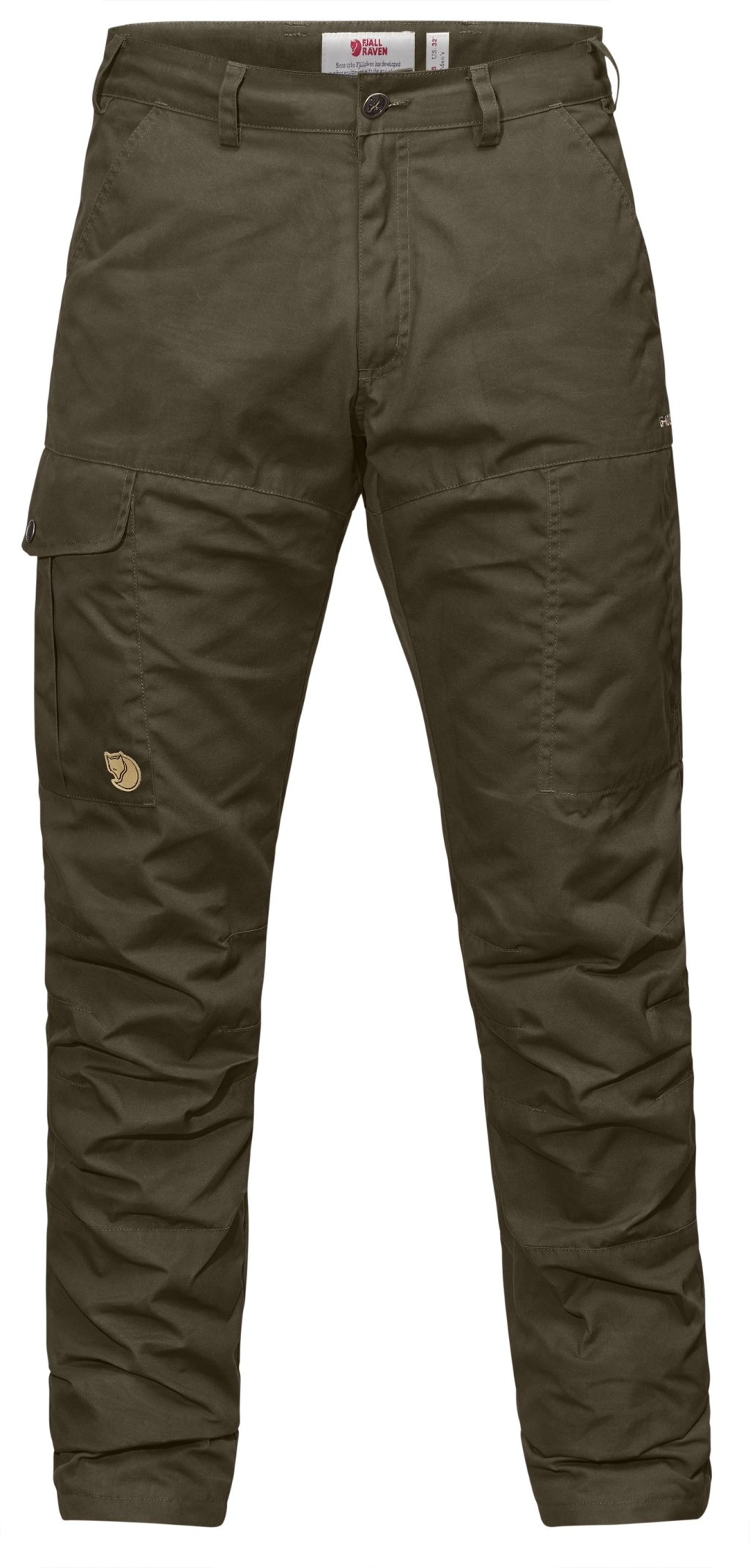 FjallRaven Karl Pro Hydratic Trousers Dark Olive-30