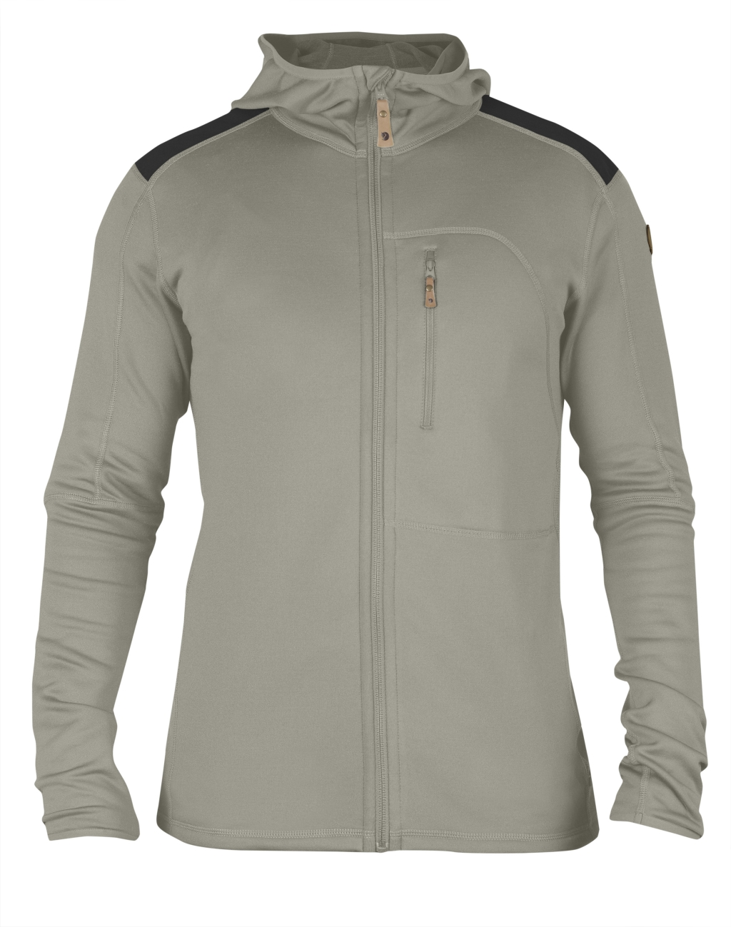 FjallRaven Keb Fleece Jacket Fog-30