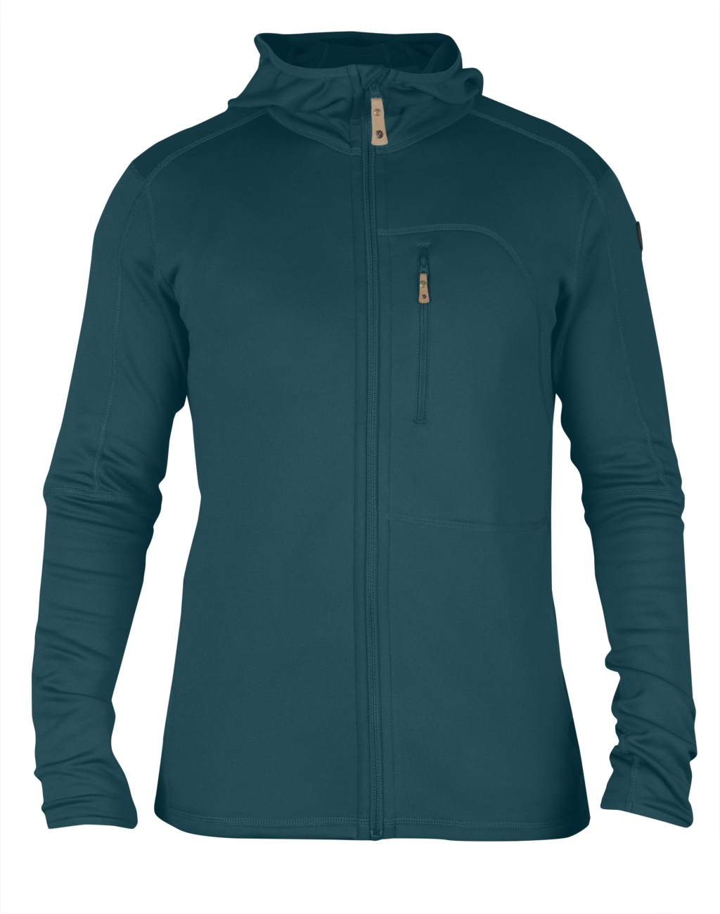 FjallRaven Keb Fleece Jacket Glacier Green-30