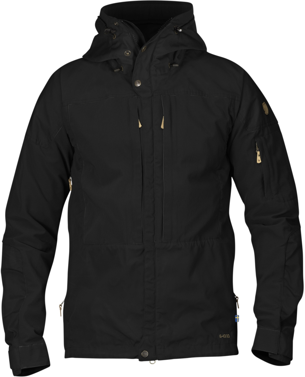 FjallRaven Keb Jacket Black-Black-30