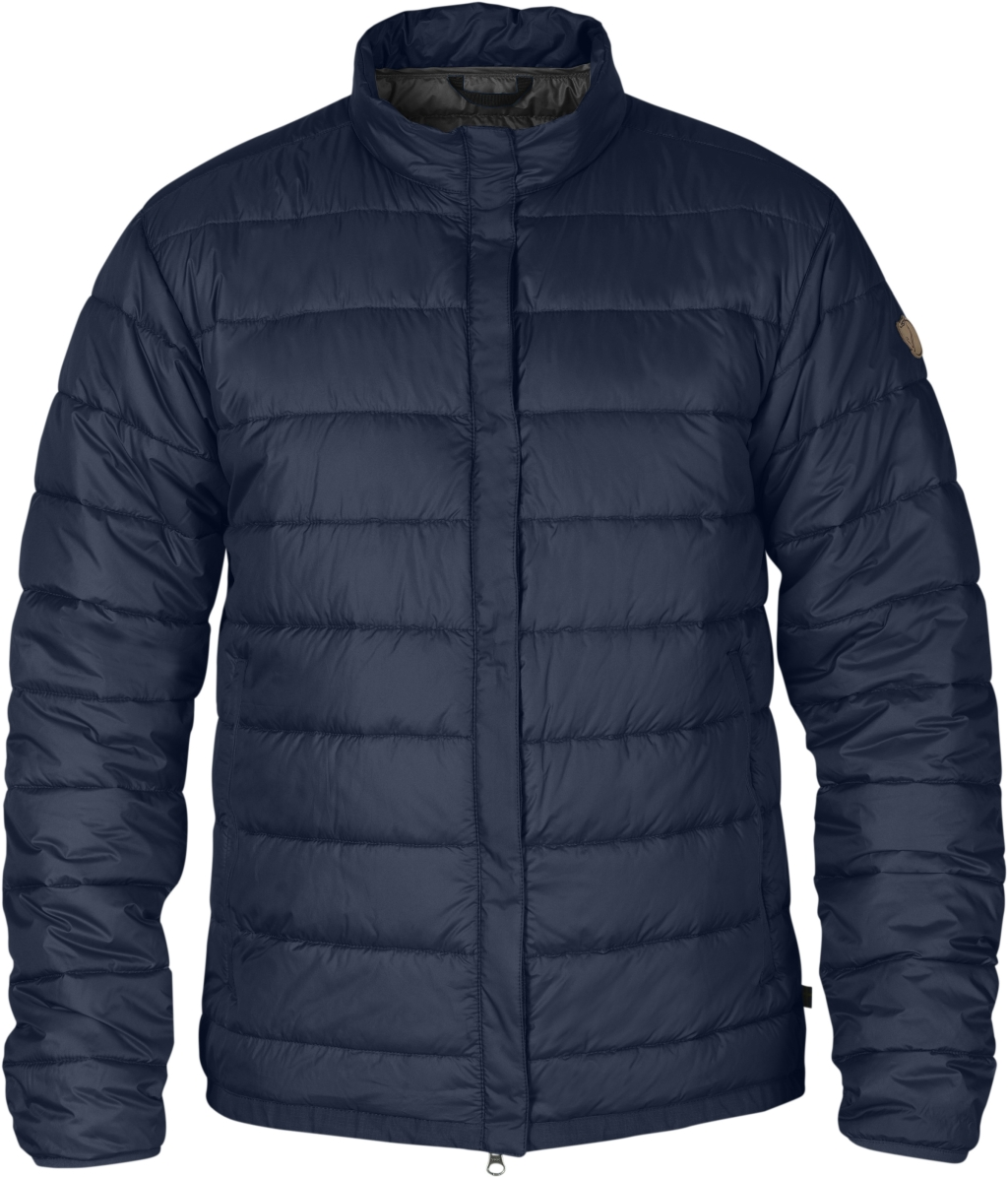 FjallRaven Keb Padded Jacket Dark Navy-30