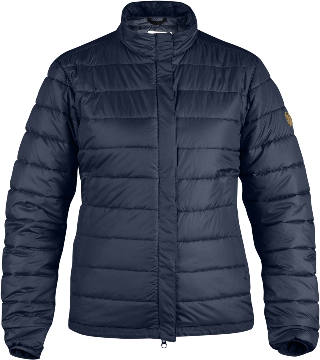 FjallRaven Keb Padded Jacket W. Dark Navy-30