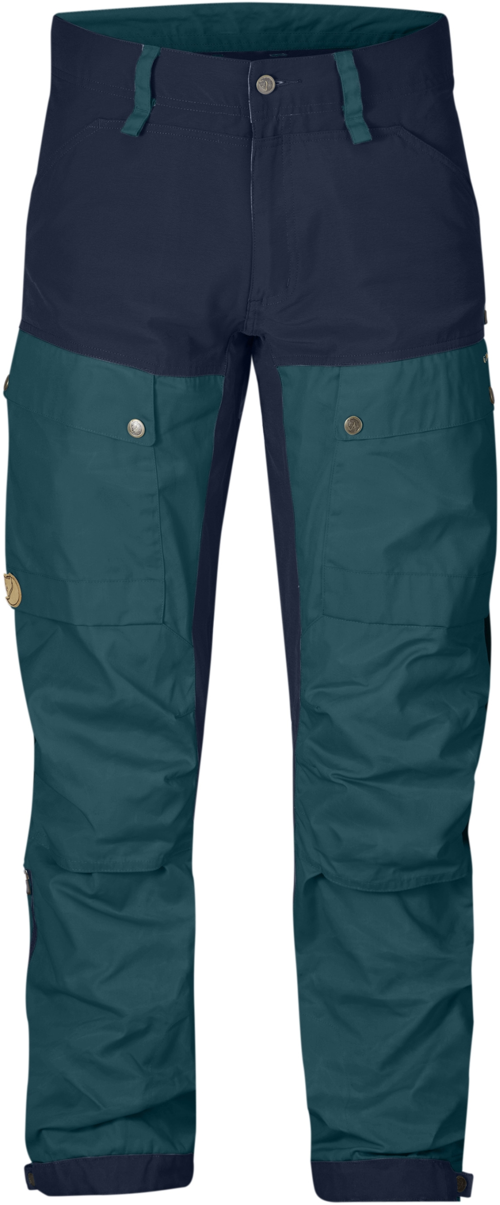 FjallRaven Keb Trousers Long Glacier Green-30