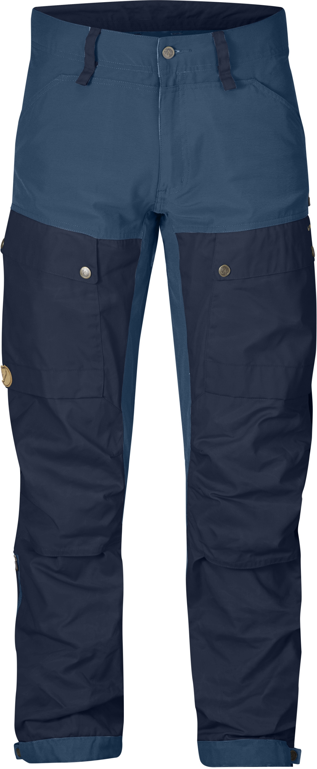 FjallRaven Keb Trousers Regular Dark Navy-30