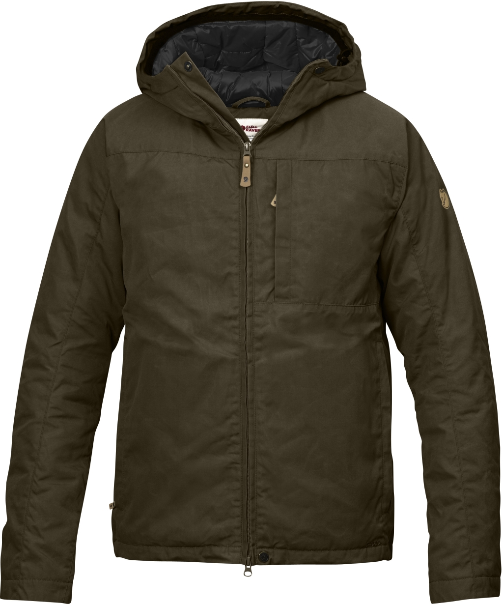 FjallRaven Kiruna Padded Jacket Dark Olive-30
