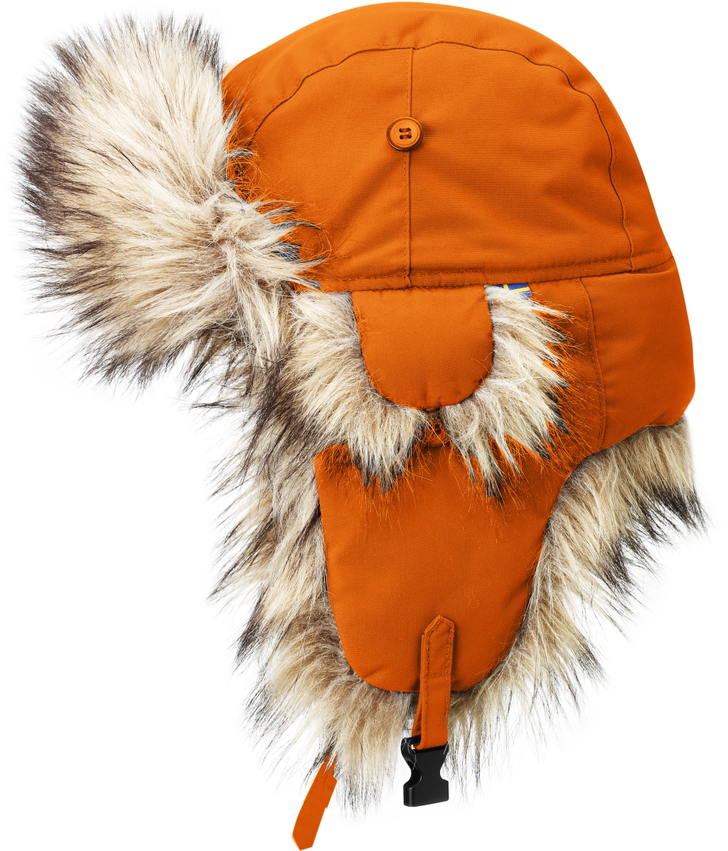 FjallRaven Nordic Heater Burnt Orange-30