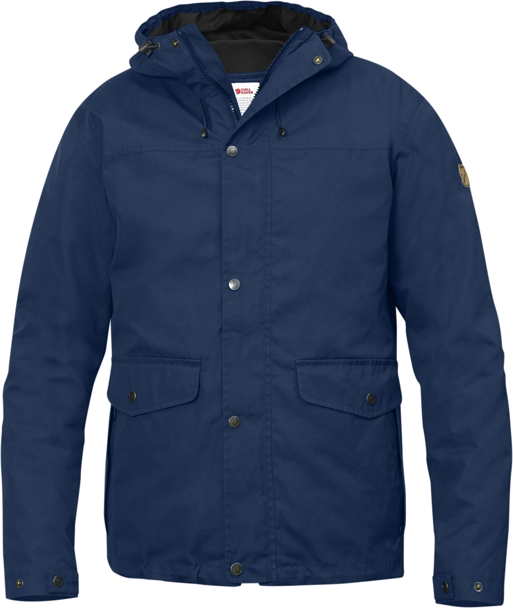FjallRaven Ovik 3 in 1 Jacket Blueberry-30