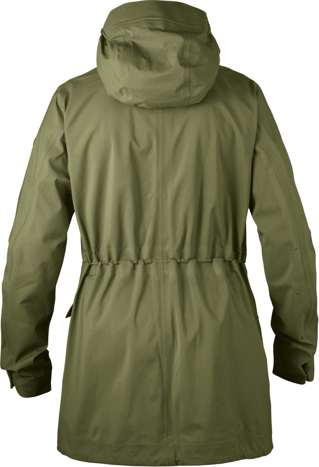 FjallRaven Ovik Eco-Shell Parka W Green-30