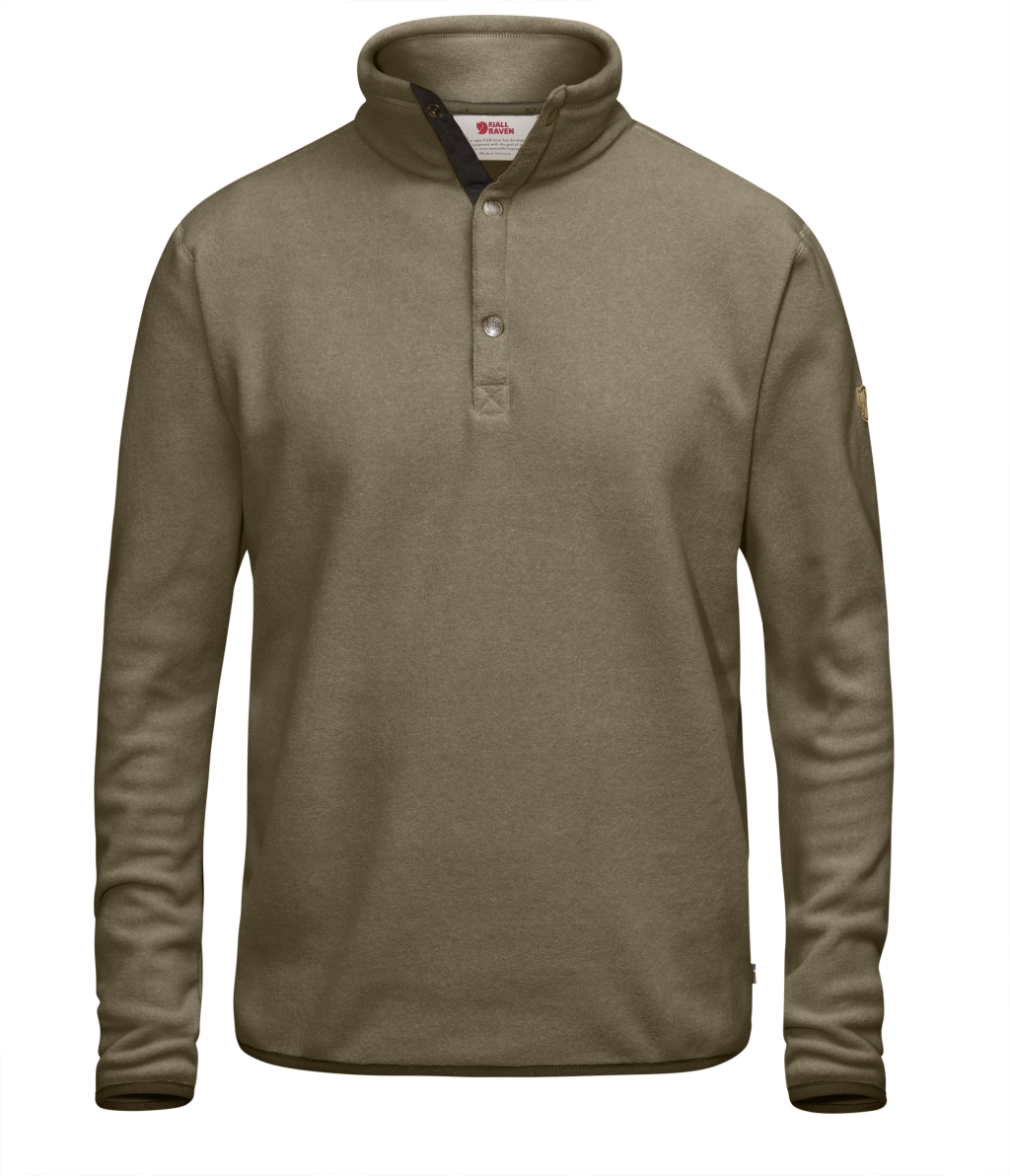 FjallRaven Ovik Fleece Sweater Taupe-30