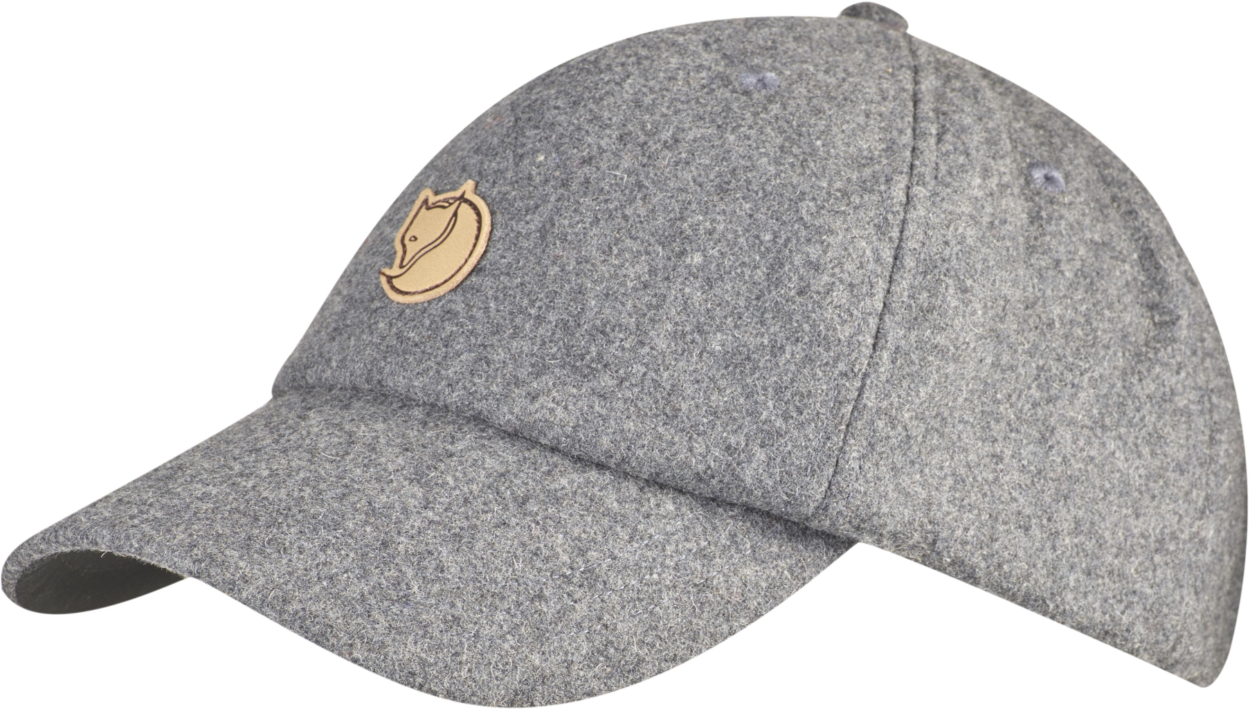 FjallRaven Ovik Wool Cap Dark Grey-30