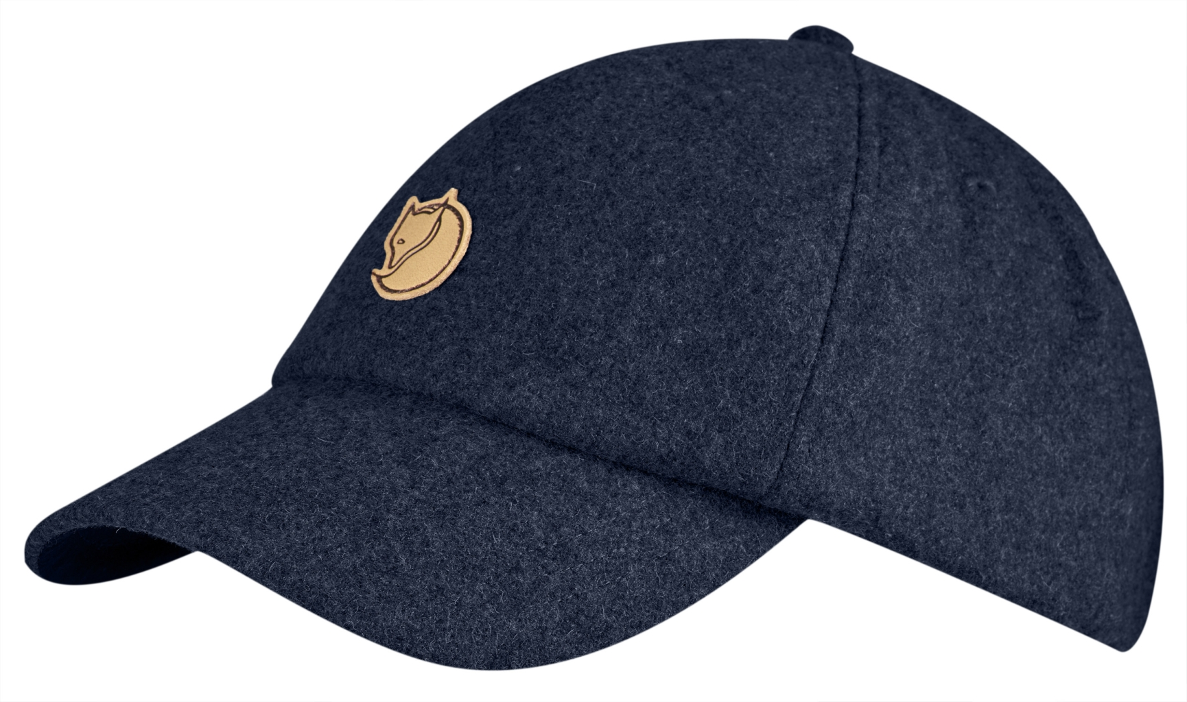 FjallRaven Ovik Wool Cap Dark Navy-30